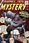 Journey into Mystery #54 Comic Books - Covers, Scans, Photos  in Journey into Mystery Comic Books - Covers, Scans, Gallery