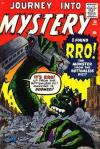 Journey into Mystery #58 Comic Books - Covers, Scans, Photos  in Journey into Mystery Comic Books - Covers, Scans, Gallery
