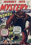 Journey into Mystery #60 Comic Books - Covers, Scans, Photos  in Journey into Mystery Comic Books - Covers, Scans, Gallery