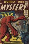 Journey into Mystery #62 Comic Books - Covers, Scans, Photos  in Journey into Mystery Comic Books - Covers, Scans, Gallery