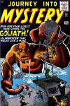 Journey into Mystery #63 comic books - cover scans photos Journey into Mystery #63 comic books - covers, picture gallery