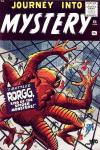 Journey into Mystery #64 comic books - cover scans photos Journey into Mystery #64 comic books - covers, picture gallery