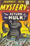 Journey into Mystery #66 Comic Books - Covers, Scans, Photos  in Journey into Mystery Comic Books - Covers, Scans, Gallery