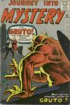 Journey into Mystery #67 comic books - cover scans photos Journey into Mystery #67 comic books - covers, picture gallery