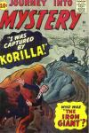 Journey into Mystery #69 comic books - cover scans photos Journey into Mystery #69 comic books - covers, picture gallery