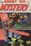 Journey into Mystery #75 comic books - cover scans photos Journey into Mystery #75 comic books - covers, picture gallery
