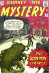 Journey into Mystery #82 comic books - cover scans photos Journey into Mystery #82 comic books - covers, picture gallery