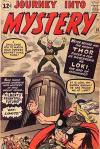 Journey into Mystery #85 Comic Books - Covers, Scans, Photos  in Journey into Mystery Comic Books - Covers, Scans, Gallery