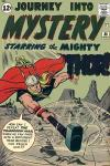 Journey into Mystery #86 comic books - cover scans photos Journey into Mystery #86 comic books - covers, picture gallery