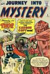 Journey into Mystery #90 comic books - cover scans photos Journey into Mystery #90 comic books - covers, picture gallery