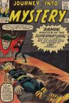 Journey into Mystery #91 comic books - cover scans photos Journey into Mystery #91 comic books - covers, picture gallery