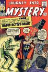 Journey into Mystery #93 comic books - cover scans photos Journey into Mystery #93 comic books - covers, picture gallery