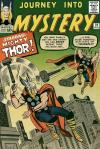 Journey into Mystery #95 Comic Books - Covers, Scans, Photos  in Journey into Mystery Comic Books - Covers, Scans, Gallery