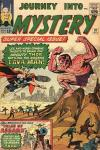 Journey into Mystery #97 Comic Books - Covers, Scans, Photos  in Journey into Mystery Comic Books - Covers, Scans, Gallery