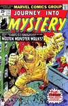 Journey into Mystery #15 comic books - cover scans photos Journey into Mystery #15 comic books - covers, picture gallery
