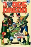 Judge Dredd #2 Comic Books - Covers, Scans, Photos  in Judge Dredd Comic Books - Covers, Scans, Gallery