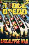 Judge Dredd #20 comic books - cover scans photos Judge Dredd #20 comic books - covers, picture gallery