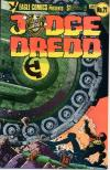 Judge Dredd #21 comic books - cover scans photos Judge Dredd #21 comic books - covers, picture gallery