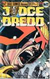 Judge Dredd #22 comic books - cover scans photos Judge Dredd #22 comic books - covers, picture gallery