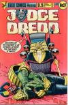 Judge Dredd #27 comic books - cover scans photos Judge Dredd #27 comic books - covers, picture gallery