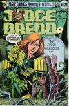 Judge Dredd #28 comic books - cover scans photos Judge Dredd #28 comic books - covers, picture gallery