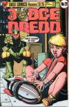 Judge Dredd #29 comic books - cover scans photos Judge Dredd #29 comic books - covers, picture gallery