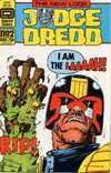Judge Dredd #2 comic books - cover scans photos Judge Dredd #2 comic books - covers, picture gallery