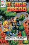Judge Dredd #39 comic books - cover scans photos Judge Dredd #39 comic books - covers, picture gallery