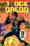 Judge Dredd #5 comic books - cover scans photos Judge Dredd #5 comic books - covers, picture gallery