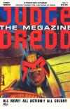 Judge Dredd Megazine Comic Books. Judge Dredd Megazine Comics.