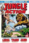 Jungle Action #1 comic books - cover scans photos Jungle Action #1 comic books - covers, picture gallery