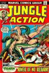 Jungle Action #2 comic books - cover scans photos Jungle Action #2 comic books - covers, picture gallery