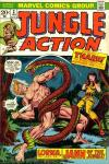 Jungle Action #3 comic books for sale
