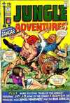 Jungle Adventures comic books