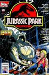 Jurassic Park #3 comic books for sale