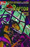 Jurassic Park: Raptor #2 comic books - cover scans photos Jurassic Park: Raptor #2 comic books - covers, picture gallery