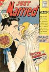 Just Married #21 comic books for sale