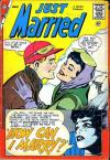 Just Married #9 comic books for sale