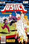 Justice #26 comic books - cover scans photos Justice #26 comic books - covers, picture gallery