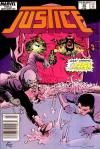 Justice #29 comic books - cover scans photos Justice #29 comic books - covers, picture gallery