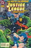 Justice League #101 comic books - cover scans photos Justice League #101 comic books - covers, picture gallery