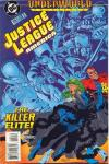 Justice League #105 comic books - cover scans photos Justice League #105 comic books - covers, picture gallery
