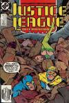 Justice League #21 comic books - cover scans photos Justice League #21 comic books - covers, picture gallery