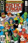 Justice League #24 comic books - cover scans photos Justice League #24 comic books - covers, picture gallery