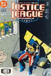 Justice League #49 comic books - cover scans photos Justice League #49 comic books - covers, picture gallery