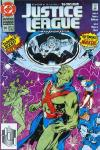 Justice League #50 comic books - cover scans photos Justice League #50 comic books - covers, picture gallery