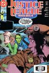 Justice League #51 comic books for sale