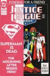 Justice League #70 comic books - cover scans photos Justice League #70 comic books - covers, picture gallery