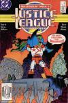 Justice League #9 comic books - cover scans photos Justice League #9 comic books - covers, picture gallery