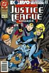 Justice League #6 comic books - cover scans photos Justice League #6 comic books - covers, picture gallery